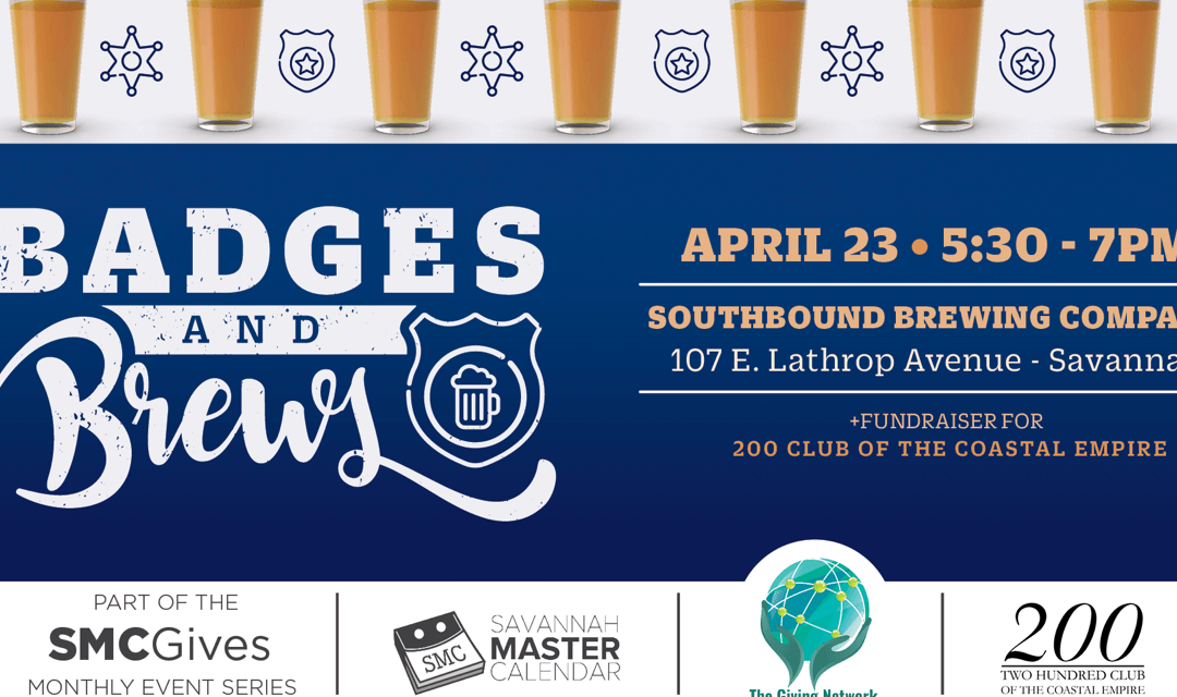 Beers & BBQ for a Great Cause at This Month's SMC Gives Event: Badges & Brews