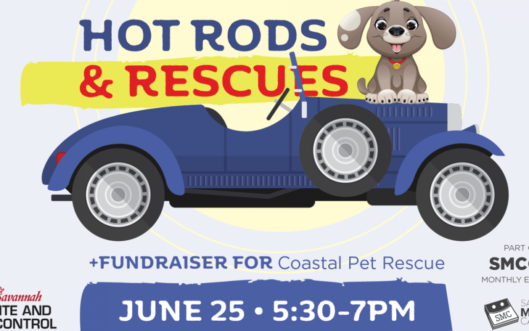Savannah Termite and Pest Control & the SMC Partners Host Fundraiser for Local Pet Rescue