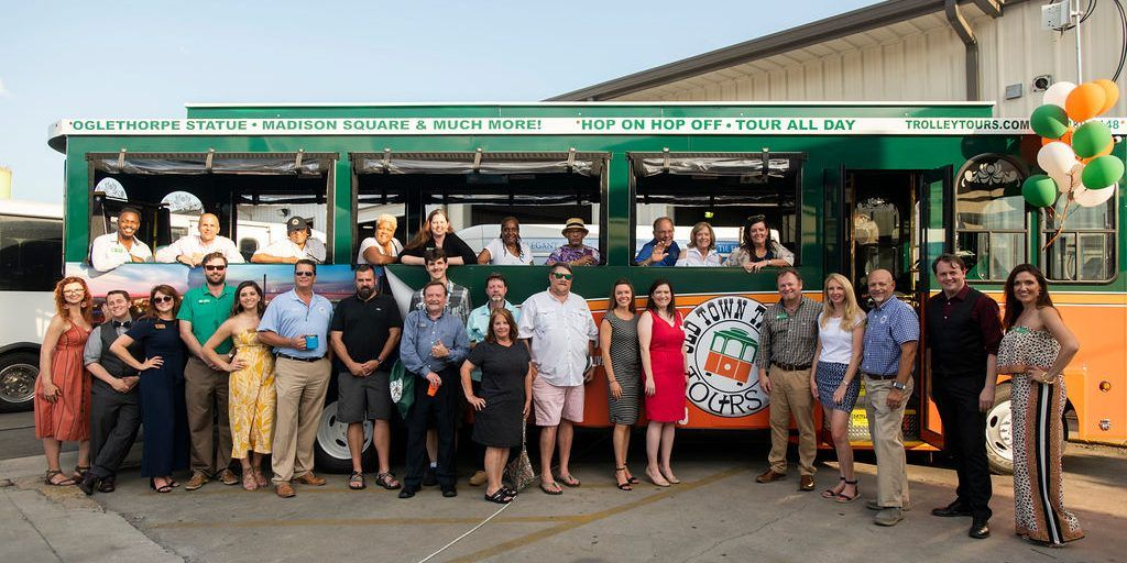 Old Town Trolley Partner Appreciation Event Raises over $1,200 for Local Make-A-Wish Chapter