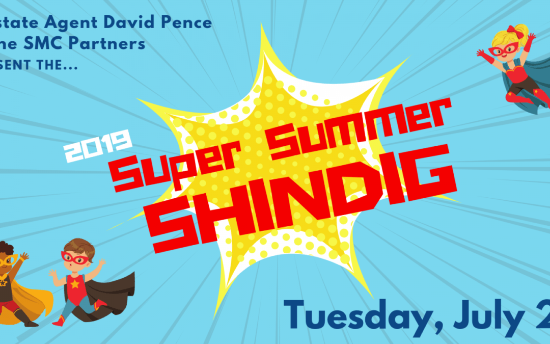 Allstate Agent David Pence & the SMC Partners to Host the 2019 Super Summer Shindig