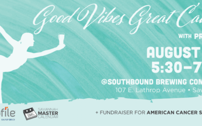 Good Vibes Great Cause to Raise Funds for Savannah's American Cancer Society Office