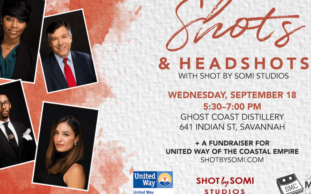 Join Shot by Somi Studios for Shots and Headshots at Ghost Coast Distillery