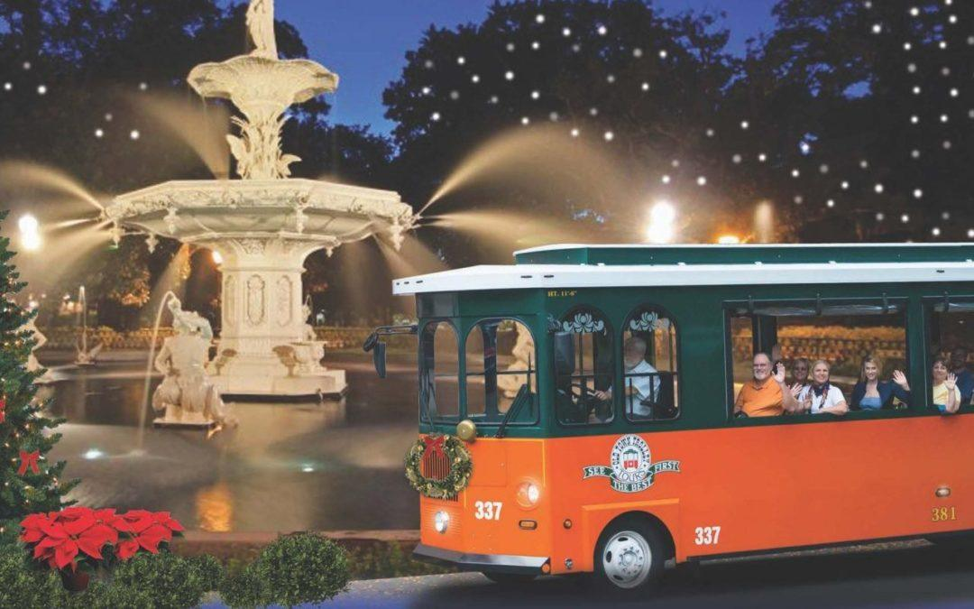 Old Town Trolley Tours of Savannah Presents Special Holiday Tour