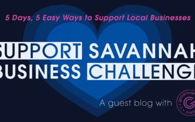 Take the #SupportSAVBusinessChallenge! 5 Days, 5 Easy Ways to Support Local Businesses During the COVID-19 Outbreak