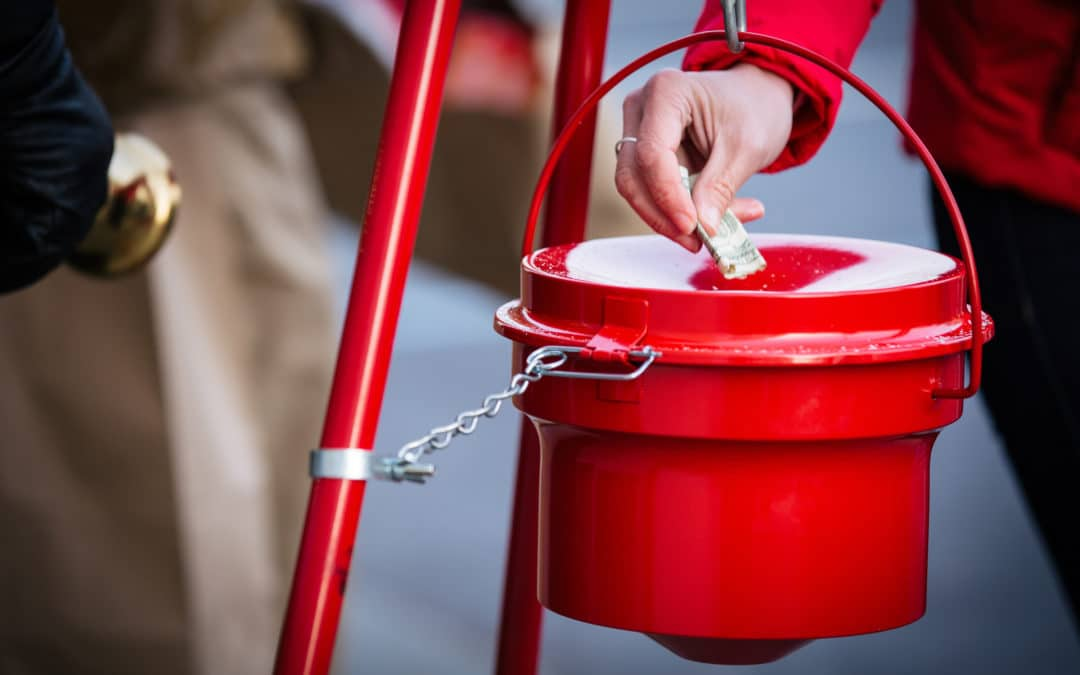 The Salvation Army of Savannah needs your help!