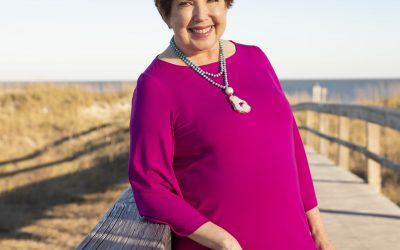 Mary Kay Andrews Hosts The Newcomer Book Launch Party at Tybee's Seaside Sisters
